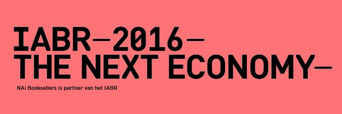 IABR 2016 THE NEXT ECONOMY