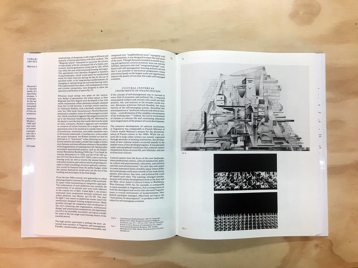 979a8cc3d4ef0 Toward a Concrete Utopia. Architecture in Yogoslavia 1948-1980 ...