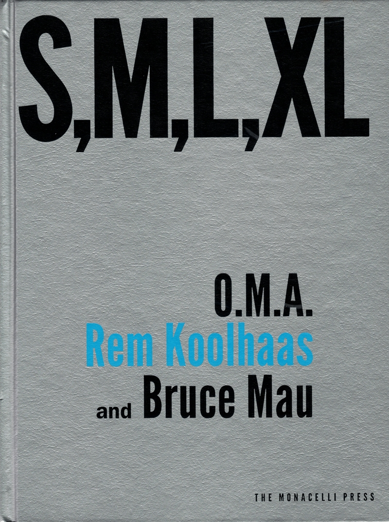 small medium large extra large rem koolhaas pdf