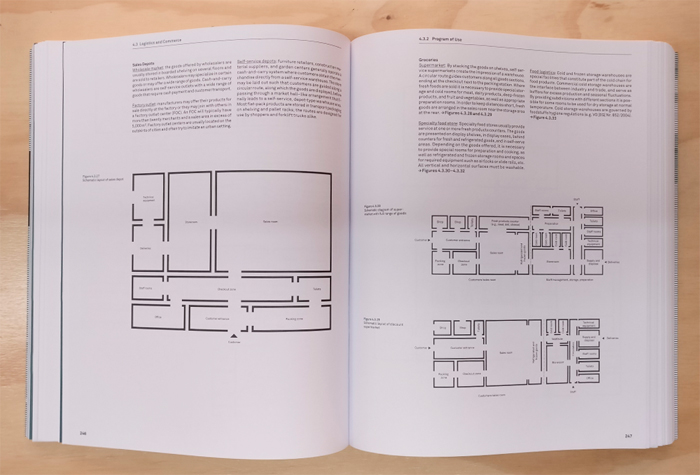 Planning architecture dimensions and typologies bert for Interior design bielefeld
