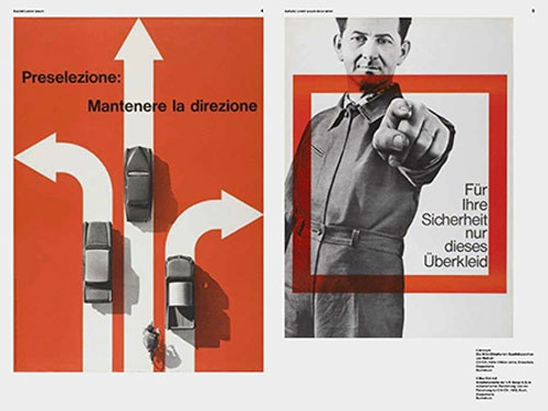100 Years of Swiss Graphic Design | Christian Brändle, Karin