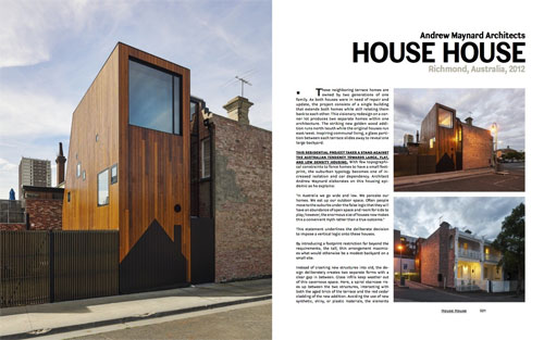Our House In The City New Urban Homes And Architecture Sofia Borges Sven Ehmann Robert