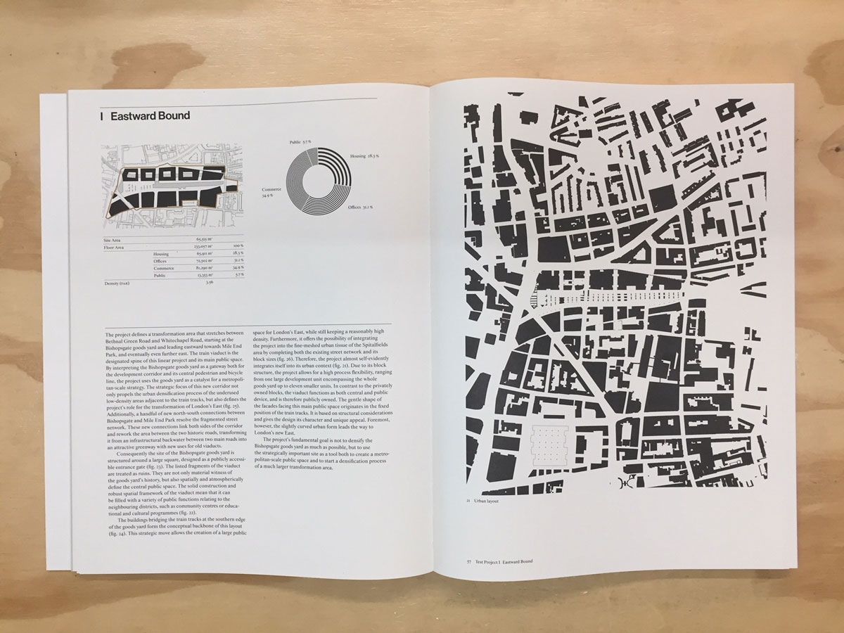 On Planning A Thought Experiment David Chipperfield /& Simon Kretz