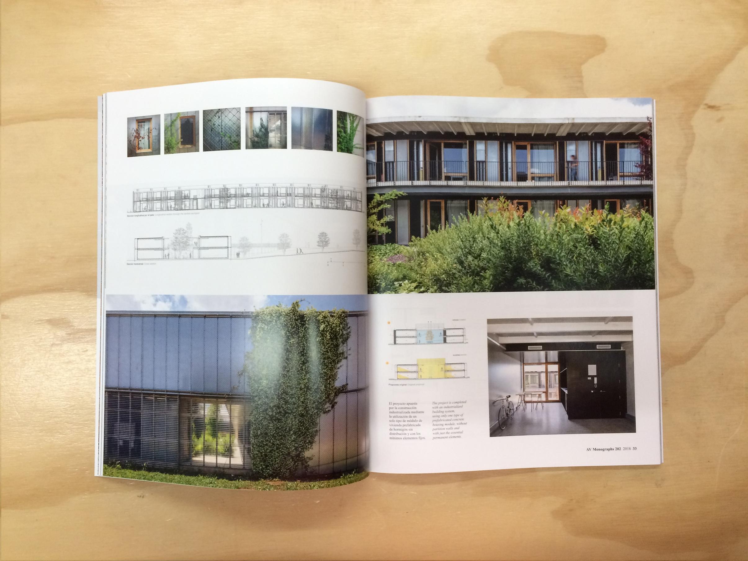 Av monographs 202 harquitectes appropriate attractive for Av arquitectura viva