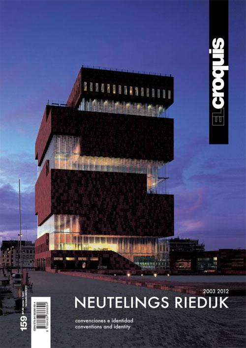 El croquis 159 neutelings riedijk 2003 2012 convensions for El croquis pdf