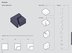 Operative Design. A Catalogue of Spatial Verbs   Anthony