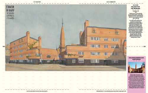 Dutch Architecture In 250 Highlights Preserved By The