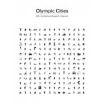 Olympic Cities | XML, Max Cohen de Lara, David Mulder