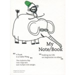 My Note/Book Elephant | notebook by Cindy Wang