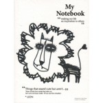 My Note/Book Lion | notebook by Cindy wang