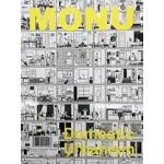 MONU 24 domestic urbanism | monu