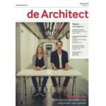 de Architect. Oktober 2016. woningbouw