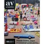 AV Proyectos 080: Dossier Andres Jaque | Avisa