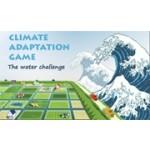 In de Climate Adaptation Game krijgen spelers inzicht in de wateropgave met betrekking tot klimaatverandering en ruimtelijke adaptatie. Deze 'serious game' maakt de complexe relaties binnen het watersysteem inzichtelijk, en brengt partijen met elkaar in g