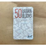 50 URBAN BLOCKS. Designing cards - Density Series | 9788461794362 | a+t research group