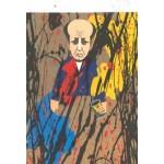 Artist pocket sketchbook. Jackson Pollock | 5033435991112 | noodoll