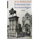 Italiaanse reisherinneringen | H.P. Berlage | 9789064506857