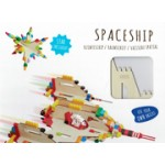 Brikkon Spaceship Ruimteschip