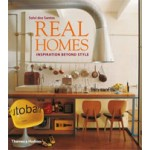 REAL HOMES. Inspiration Beyond Style | Solvi dos Santos, Phyllis Richardson | 9780500516867