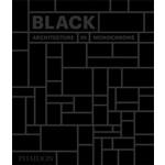 BLACK: Architecture in Monochrome | 9780714874722 | Phaidon