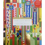 FRANK LLOYD WRIGHT GOLF FOIL PUZZLE saguaro forms & cactus flowers | Galison | 9780735353527