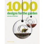 1000 Designs for the Garden and Where to Find Them | Geraldine Rudge, Ian Rudge | 9781856697033