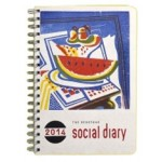 The Redstone Diary 2014. The Social Diary