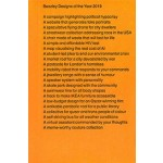 Beazley Designs of the Year 2019   Beatrice Galilee & Maria McLintock   9781872005447   The Design Museum