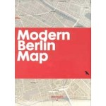 MODERN BERLIN MAP | Matthew Tempest | 9781912018000