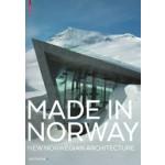 MADE IN NORWAY. New Norwegian Architecture | Ingerid Helsing Almaas | 9783035609783 | Birkhäuser