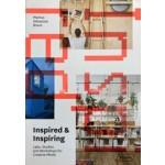 Inspired & Inspiring   Markus Sebastian Braun   9783037682357