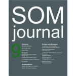 SOM Journal 9 | Kenneth Frampton, Peter MacKeith, Thomas de Monchaux | 9783775737043