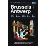 Brussels and Antwerp. The Monocle Travel Guide Series 38 | Monocle | 9783899559736 | gestalten