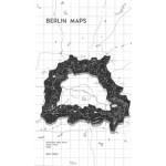 Berlin Maps   Sebastian Felix Ernst, Jonas Tratz/FAKT   9783944074368   RUBY PRESS