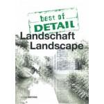 best of DETAIL Landschaft / Landscape   9783955533502   DETAIL