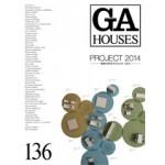 GA HOUSES 136. PROJECT 2014 | 9784871400848 | GA HOUSES magazine