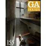 GA Houses 155   9784871402071   GA Houses magazine