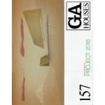 GA HOUSES 157. Project 2018 | 9784871402095 | GA Houses magazine