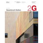 2G 52 Sauerbruch Hutton | Philip Ursprung, Barry Bergdoll, Matthias Sauerbruch, Louisa Hutton | 9788425223365