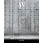 AV 157-158. Herzog & De Meuron 2005-2013 | AV Monografías | 9788461623402