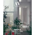 AV 171-172. SANAA. Sejima & Nishizawa 2007-2015 | AV Monographs | 9788461723683