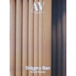 AV 195. Shigeru Ban Social Beauty | ARQUITECTURA VIVA | 9788461795697