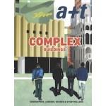 a+t 48. COMPLEX BUILDINGS. Generators, Linkers, Mixers & Storytellers | 9788469732618 | 9788469732618