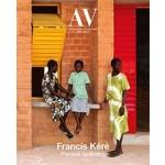 AV Monographs 201: Francis Kéré. Practical Aesthetics | 9788469778975 | Arquitectura Viva