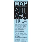 MAP 001. ANTARCTICA. Out There | David Garcia Studio | 9788771030006