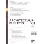 Architectuur Bulletin 01
