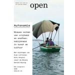 Open 23. Autonomie. Nieuwe vormen van vrijheid en onafhankelijkheid in kunst en cultuur
