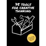 75 Tools for Creative Thinking | Sara Cordoba Rubino, Wimer Hazenberg, Menno Huisman | 9789063692759