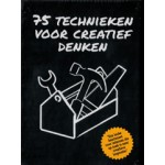 75 technieken voor creatief denken - een leuke kaartenset voor iedereen die op zoek is naar creatieve inspiratie | Sara Cordoba Rubino, Wimer Hazenberg, Menno Huisman | 9789063693190