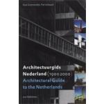 Architectuurgids Nederland 1900-2000| Piet Vollaard, Paul Groenendijk | 9789064505737